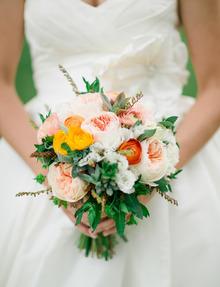Cheyenne Depot Wedding - Poppy's Flowers